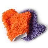 Luvas de Microfibra para Limpeza Multiuso