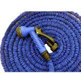 Mangueira Retrátil 10m  c/ Gatilho - Cor Azul