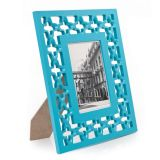 Porta-Retrato Blue Kz Home