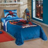 Colcha Matelasse Spider Man Ultimate 210 Cm