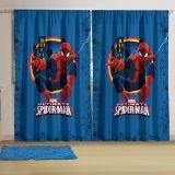 Cortina Spider-Man Ultimate 150 Cm 2 Peças