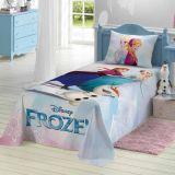 Jogo de lençol Infantil Frozen