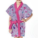 Roupão Barbie Pop Star Verão Lilás P Lepper