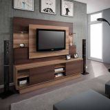 Home Theater Aron Wood Capuccino Wood & Ebano Linea