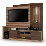 Home Theater Zeus Capuccino Wood & Ebano Linea