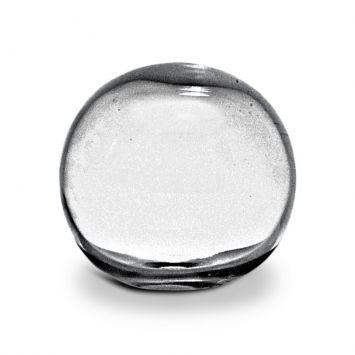 Esfera Nola 11x11cm Branco Luvidarte Luvidarte Esfera Nola