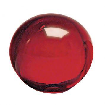 Esfera Ofelia 14x17cm Vermelho Luvidarte Luvidarte Esfera Ofelia