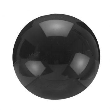 Esfera Ola 14x17cm Preto Luvidarte Luvidarte Esfera Ola