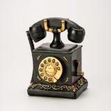 Cofre Telefone Vintage 13,7cm Lyor Classic