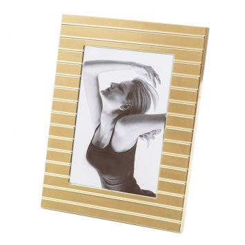 Porta Retrato Edje Gold 13X18Cm Lyor Classic 3646