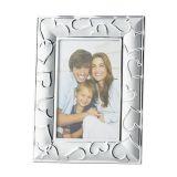 Porta Retrato de Aluminio Heart 10X15cm Lyor Classic