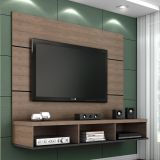 Rack Alto Para TV Uniti Cool & Preto Catedral