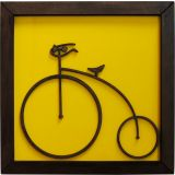 Quadro Decorativo - Modelo Bicycle