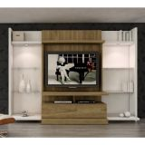 Home Theater  Momento com 2 Kit's Caramelo & Branco Mademarcs