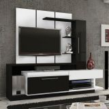Home Theater Igor Branco & Preto Madetec