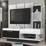 Home Theater Leo Branco & Preto Madetec
