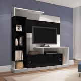 Home Theater Tales Branco & Preto Madetec