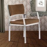 Cadeira com braço Daf Marrom 1014