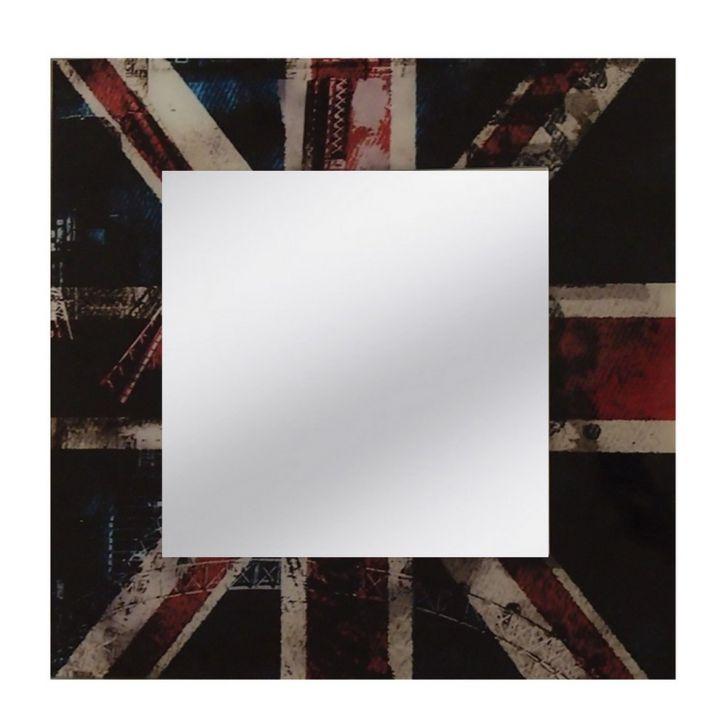 Espelho Uk 50 x 50 cm DESCONTO DE R$: 54,00 (16,88% OFF) - OFERTA MOBLY