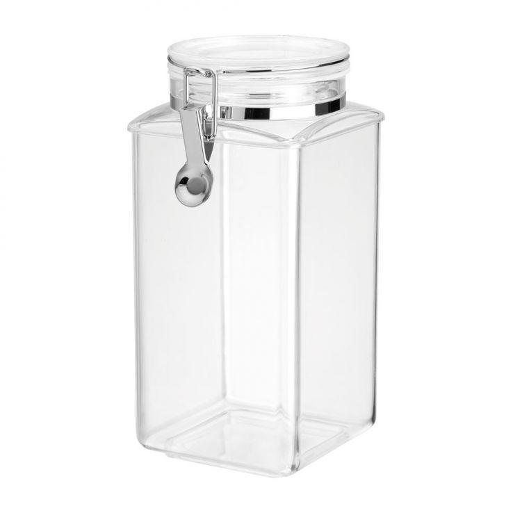 Pote Hermético Plástico com Tampa em Acrilico 1,8 Litros Mart DESCONTO DE  R   36,10 (33,12% OFF) – OFERTA MOBLY 4cece89590