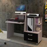 Mesa De Computador Alice Bianco Tx Fosco e Preto Mavaular