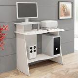 Mesa De Computador Munique Plus Branco Alto Brilho Mavaular