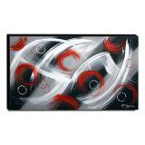 Quadro Decorativo Canvas Abstrato 60x105cm-QA87