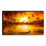 Quadro Decorativo Canvas Pantanal 60x105cm