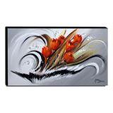 Quadro Decorativo Canvas Tulipas 60x105cm