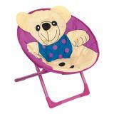 Cadeira Lua Infantil Ursinhos Colorido