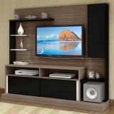 Home Theater Vega Carvalho & Preto