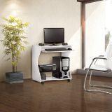 Mesa para Computador Branco,Preto