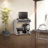 Mesa para Computador Cinza & Preto