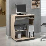 Mesa para Computador Verona Com Rodízios