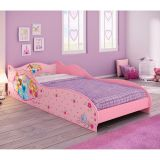 Mini Cama Princesas Disney 4A Rosa