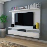 Painél para Tv Zeus 1.8 Branco Gloss