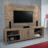 Rack Jazz com Painel Para TV Line Nature