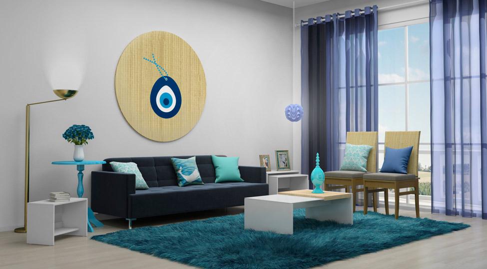 Sala De Estar Com Azul ~ Móveis para Sala de Estar  Mais de 7500 produtos  Mobly