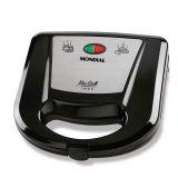 Grill e Sanduicheira Mac Grill Inox - Mondial-220 Volts