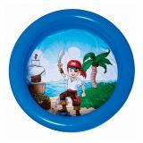 Banheira Fadinha e Pirata 60L Mor - Azul