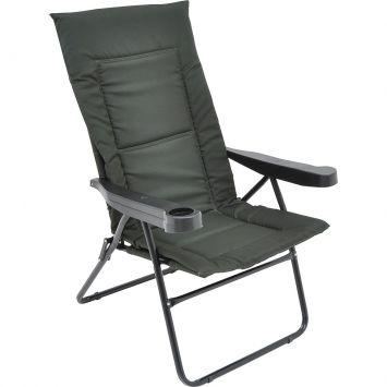 Cadeira Alfa Com 4 posições Preta Mor Cadeira alfa 4 posições