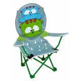 Cadeira Infantil Dobrável Gatoons Mor