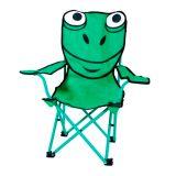 Cadeira Infantil Dobrável Sapinho Mor