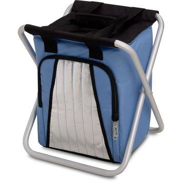 Cooler 25 L Banqueta Azul Mor Banqueta