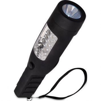 Lanterna Sinalizadora 23 cm Mor Sinalizador Multiferramentas