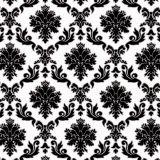 Papel de Parede Casabella Branco-Preto e Prata