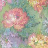 Papel de Parede Cynthia CP8-6101-3 Verde 52x1000  Muresco