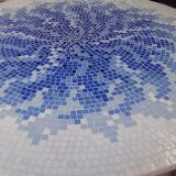 Tampo de Mesa em Mosaico Croche 001