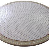 Tampo de Mesa em Mosaico Marroquino