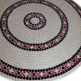 Tampo de Mesa em Mosaico linha reta